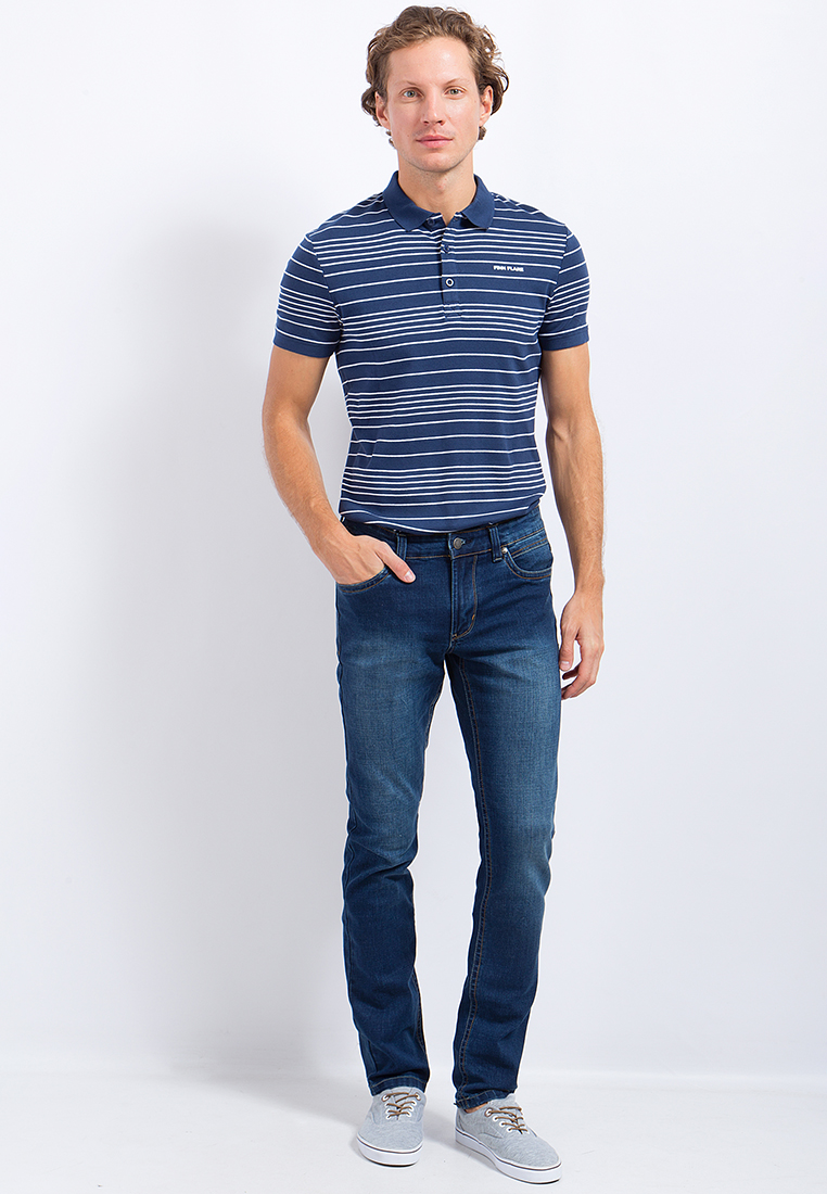 Мужские прямые джинсы Finn Flare (Фин Флаер) A17-25007-125-32/36