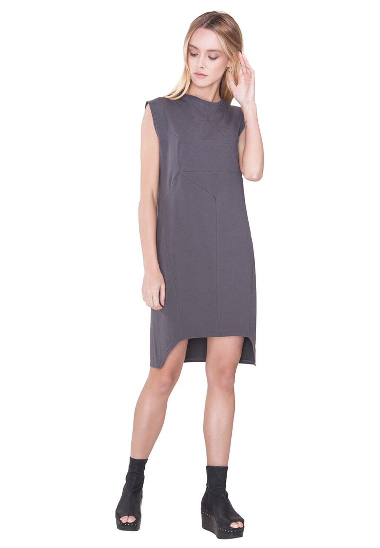 Повседневное платье Mariashi 7SSW4209GRS