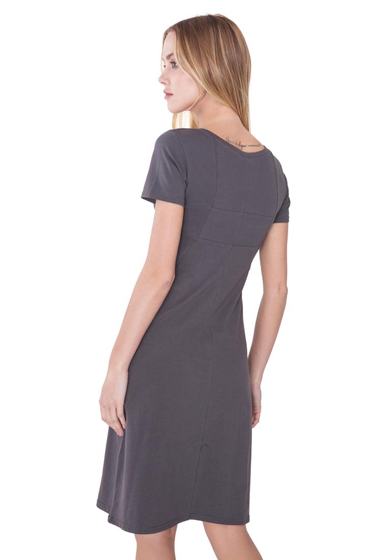 Вязаное платье Mariashi 7SSW4231GRS