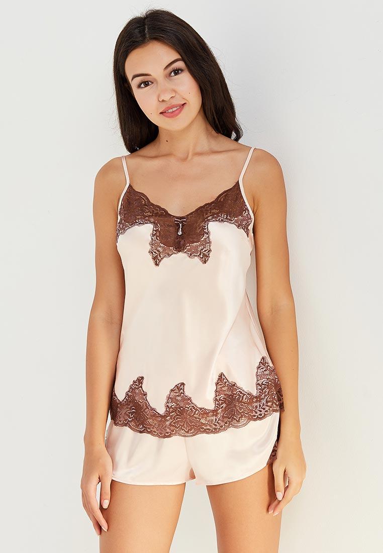 Пижама MIA-AMORE 3102_pudra_XS