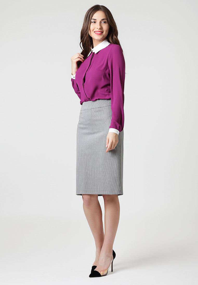 Прямая юбка LOVA 190705-s