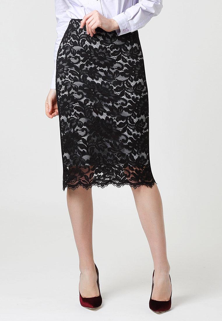 Прямая юбка LOVA 190704-s