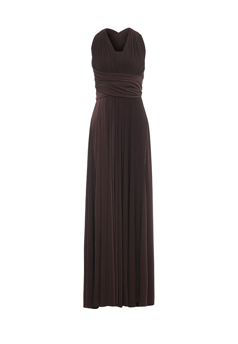Платье-макси ZERKALA T006-onesize