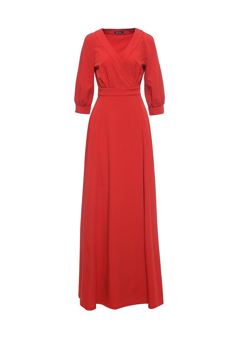 Платье-макси ZERKALA D019-S