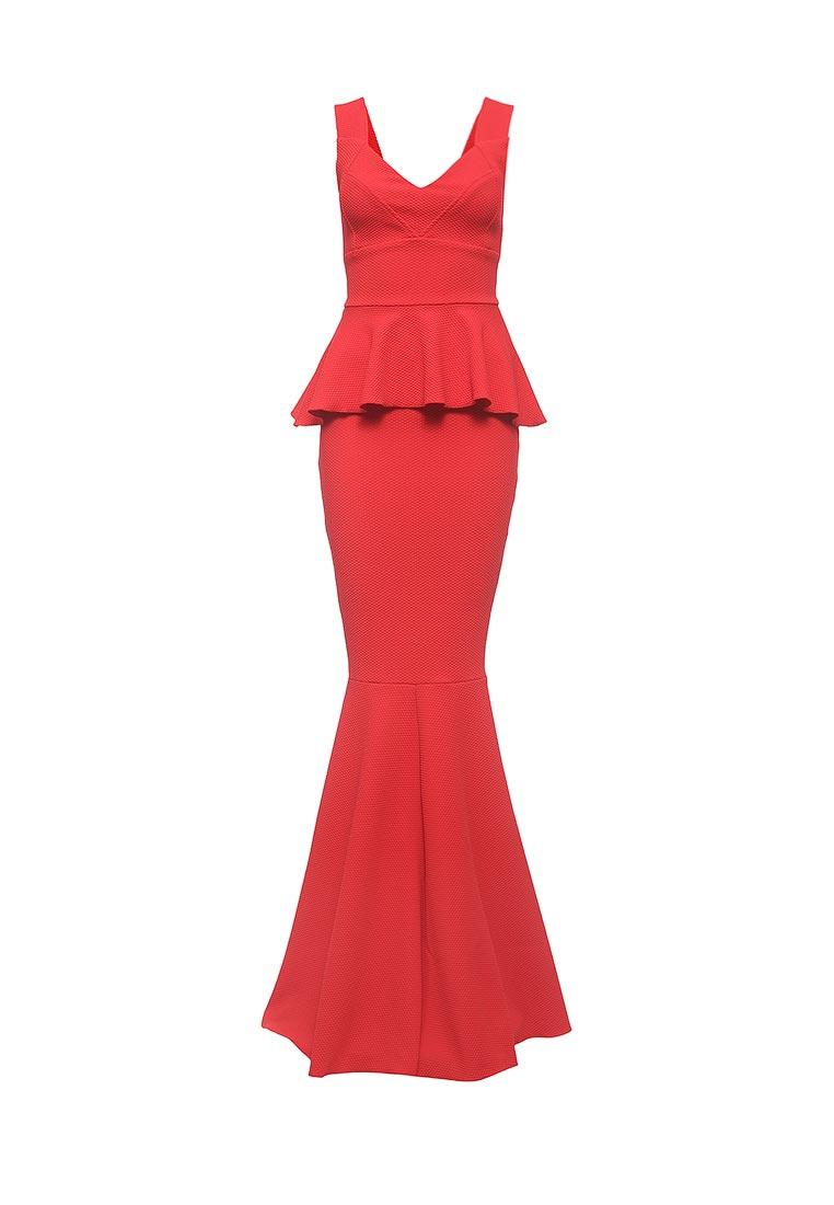 Платье-макси ZERKALA D024-S