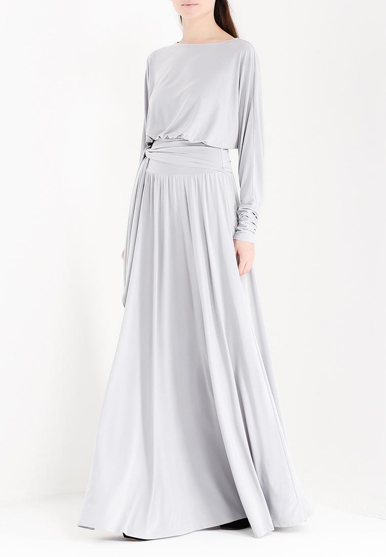 Платье-макси ZERKALA D017-40/46: изображение 2