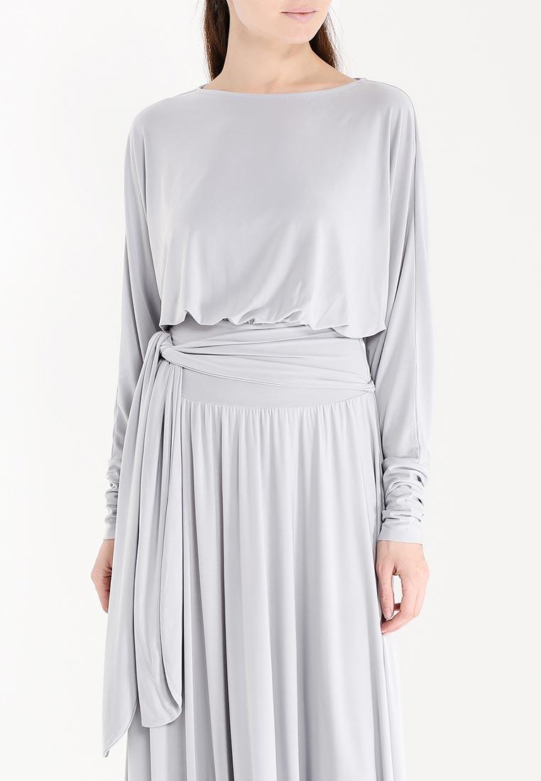 Платье-макси ZERKALA D017-40/46: изображение 3