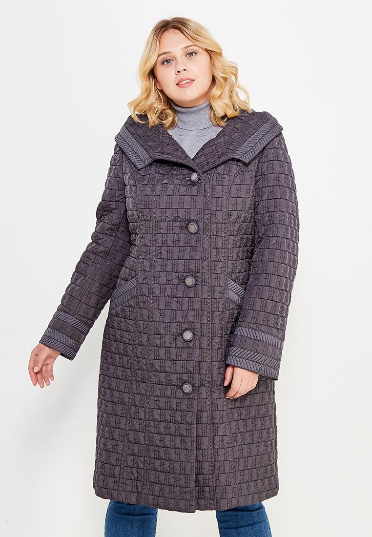 Утепленная куртка Brillare 3-816-66/65dumchato-seryj-50