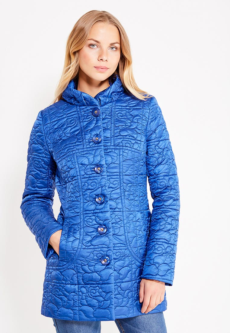 Утепленная куртка Brillare 3-769-38sapfir-44