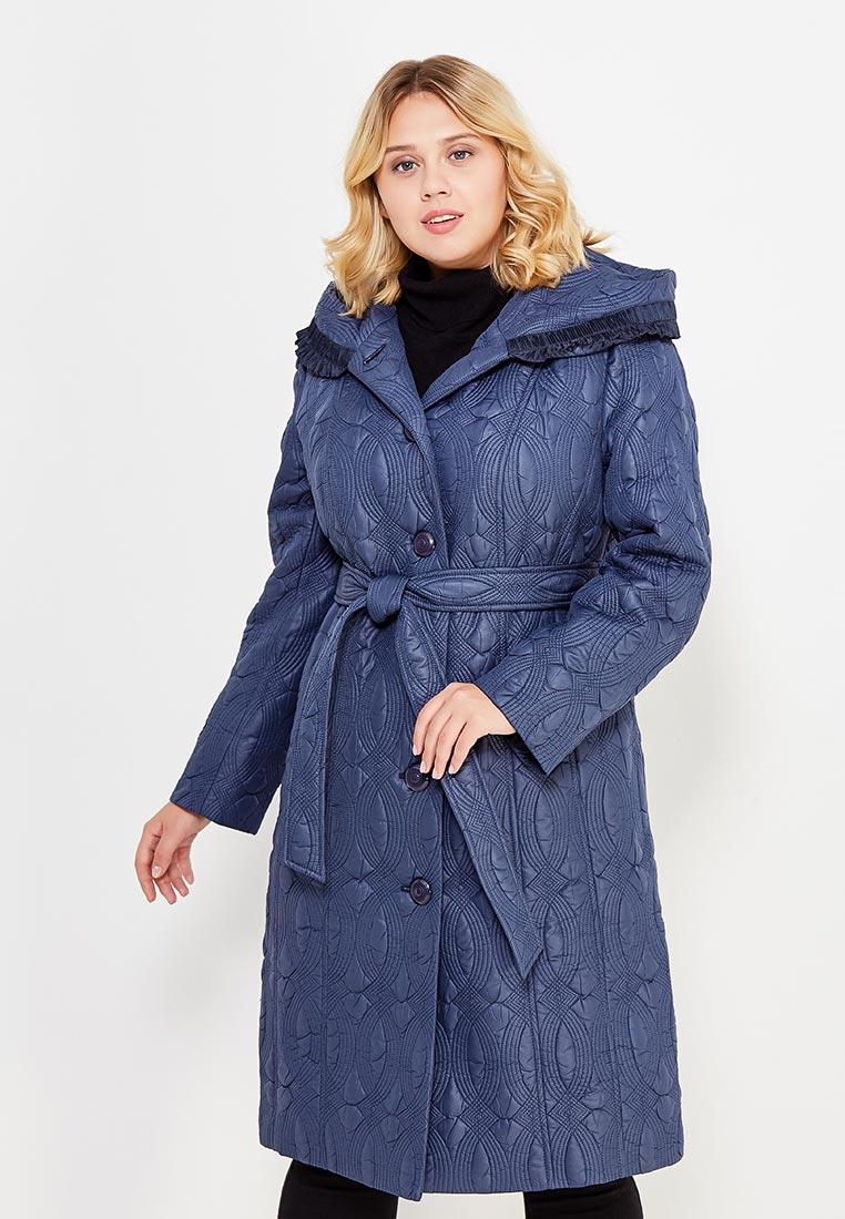 Утепленная куртка Brillare 3-775-68/82sinij-50