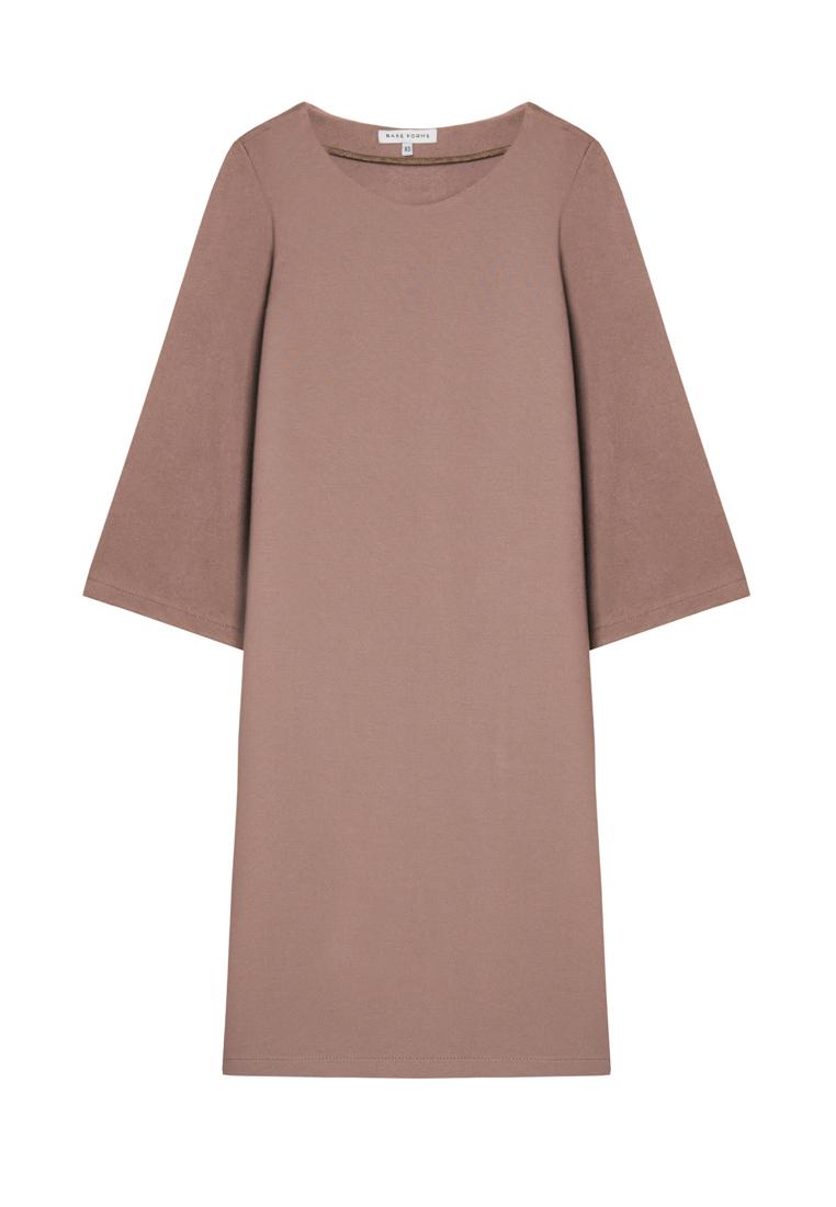 Повседневное платье Base Forms (Бейс Формс) DC10-04BR-M