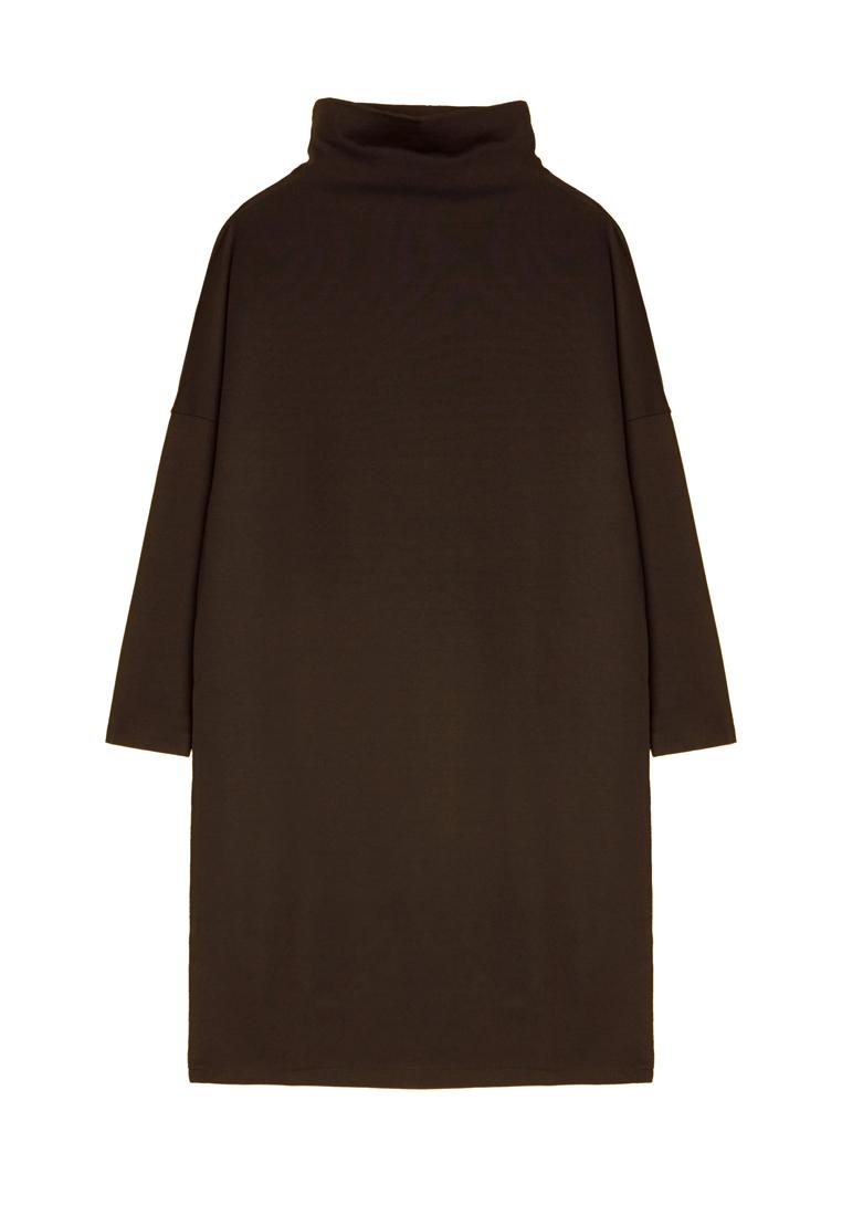 Вязаное платье Base Forms (Бейс Формс) DC10-03BR-M