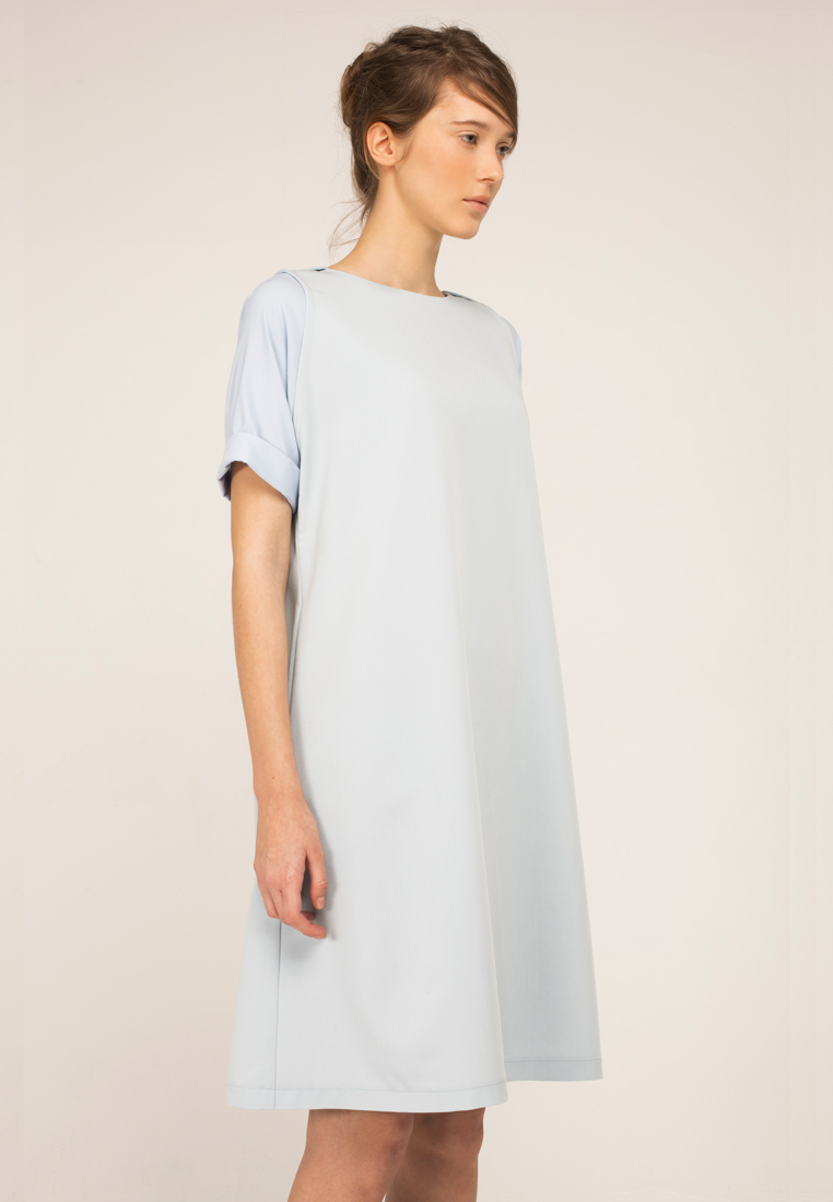 Платье-миди Base Forms (Бейс Формс) DC9-04-M