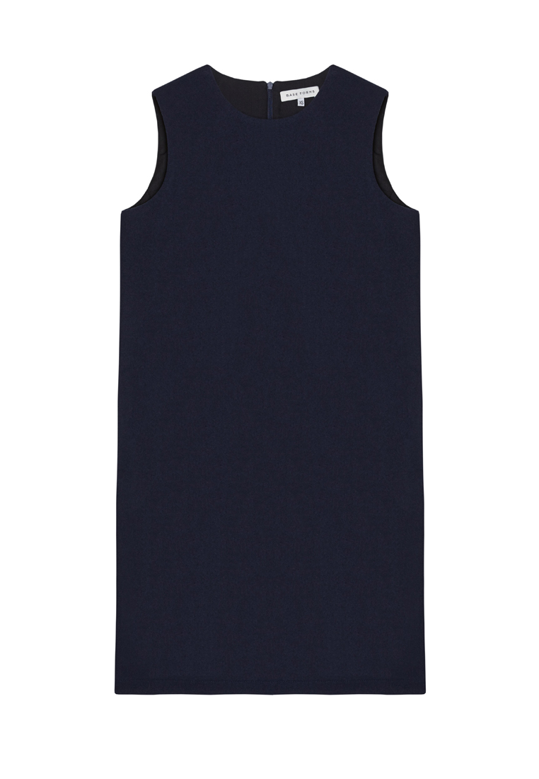 Платье-мини Base Forms (Бейс Формс) DC10-23NV-M