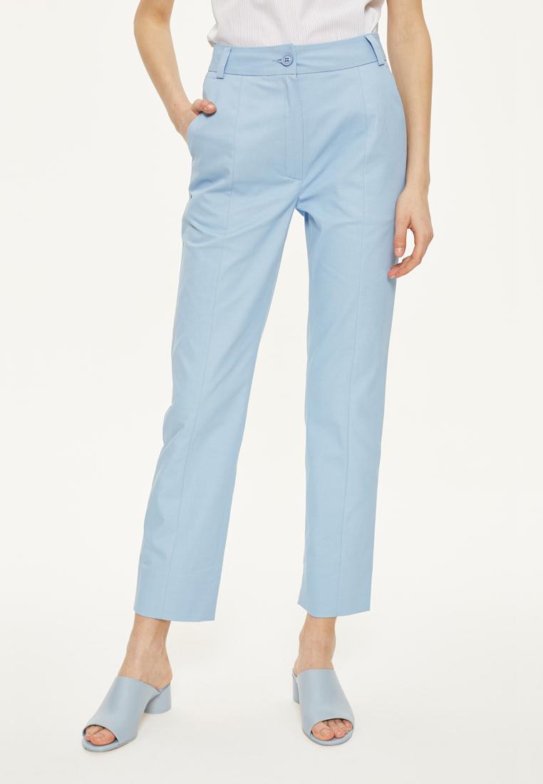 Женские прямые брюки Base Forms (Бейс Формс) DC11-16BL2-M