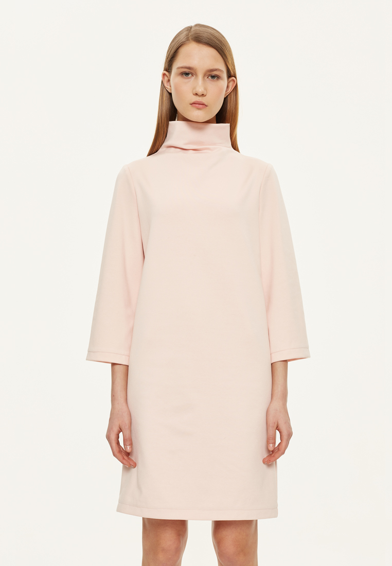 Вязаное платье Base Forms DC11-03PK-M