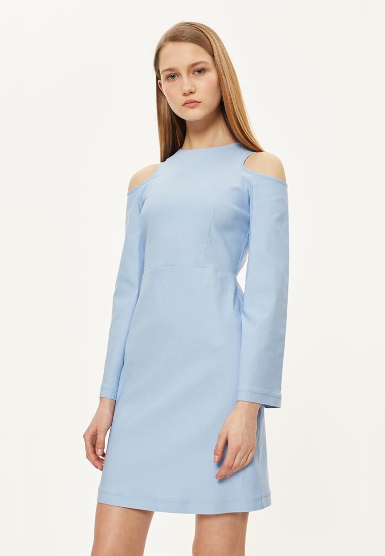 Повседневное платье Base Forms DC11-06BL-M