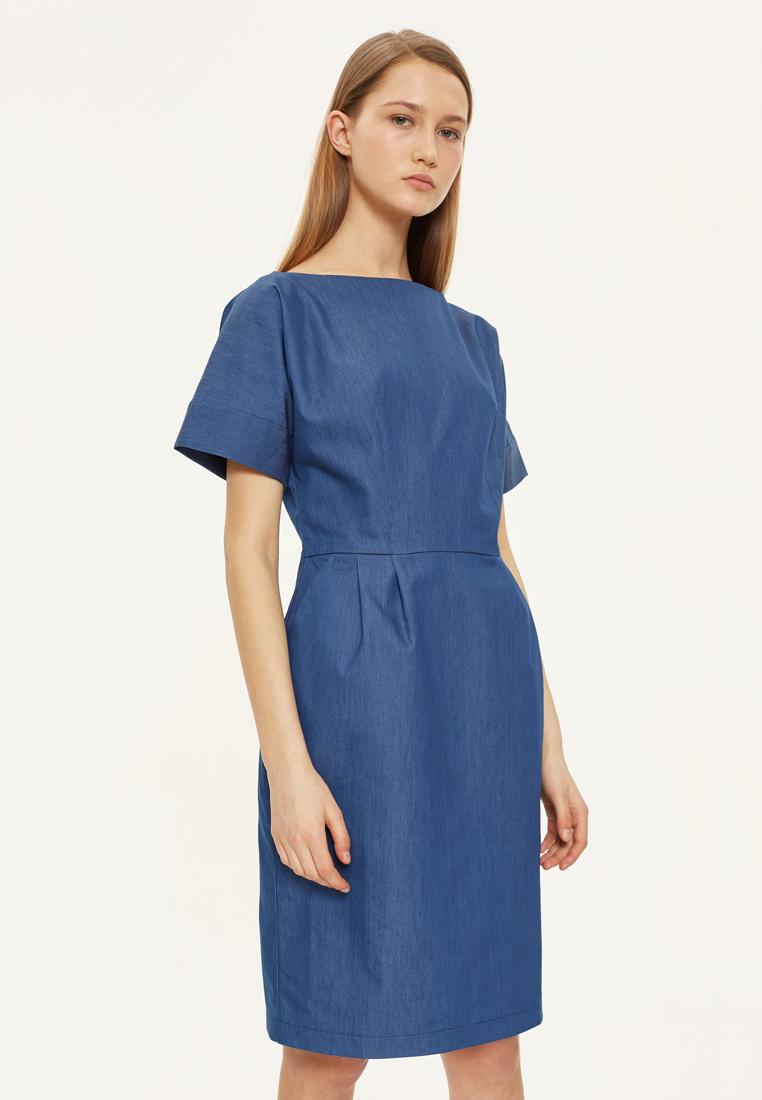 Повседневное платье Base Forms DC11-11BL-L