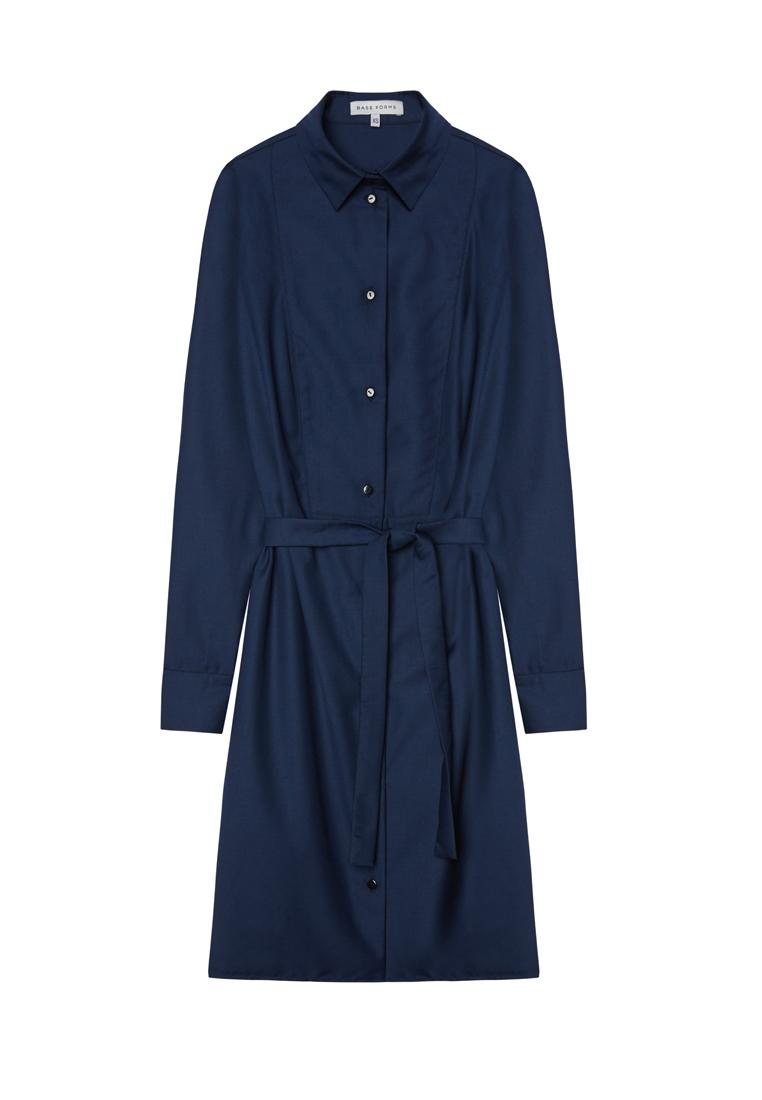 Платье-мини Base Forms (Бейс Формс) DC10-21NV-M