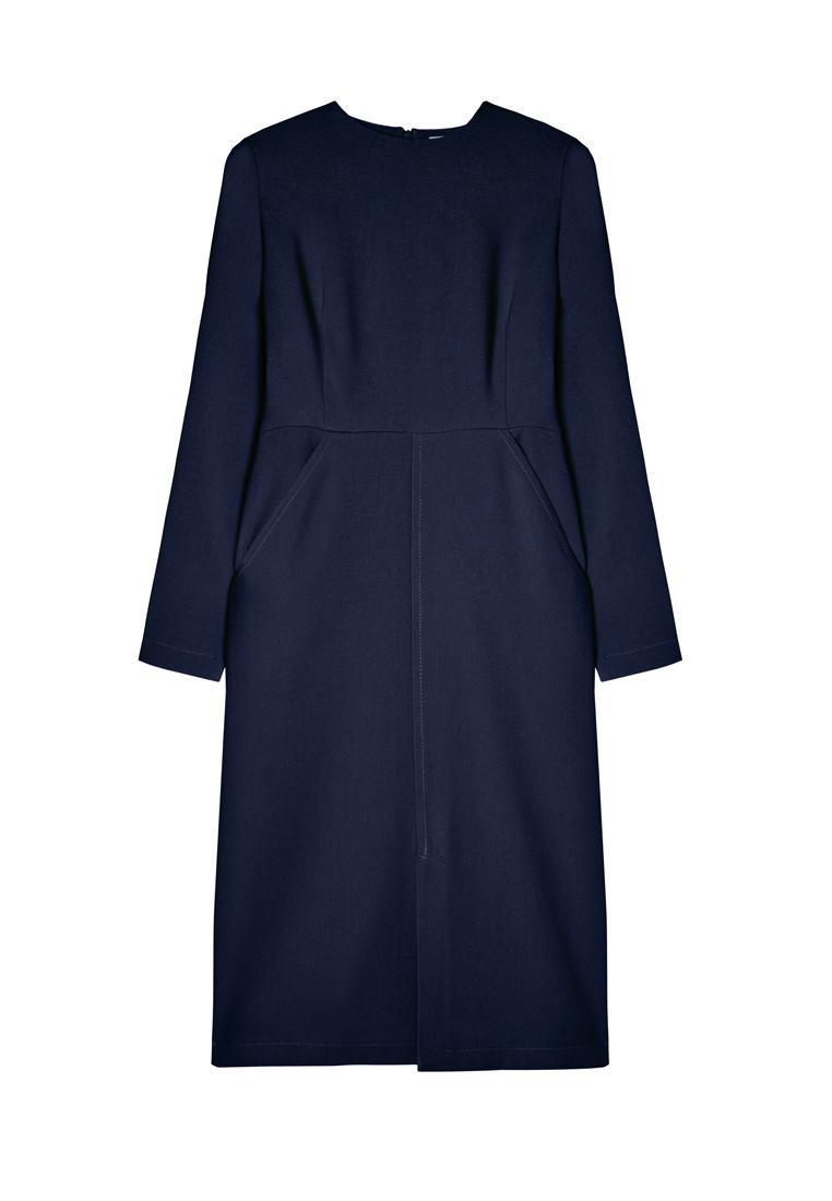 Повседневное платье Base Forms (Бейс Формс) DC10-17NV-M