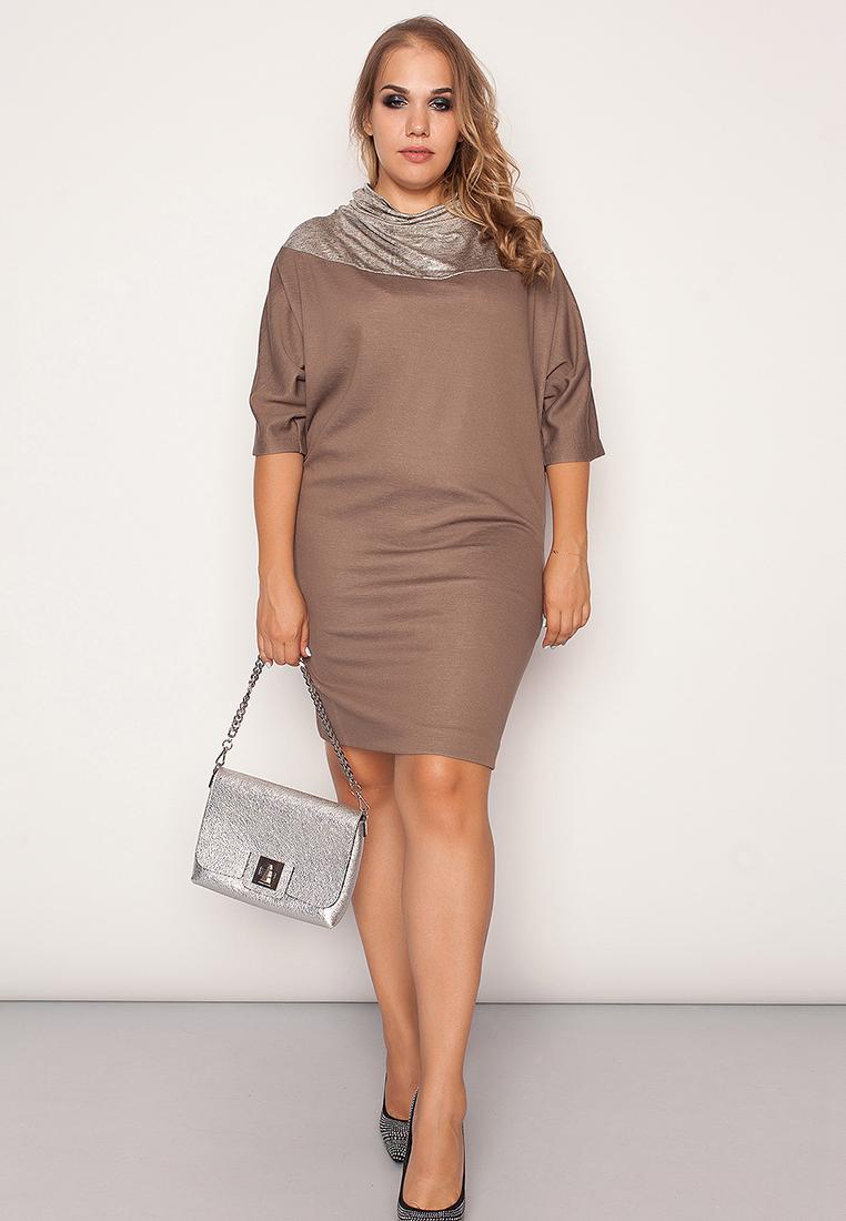 Вязаное платье Eliseeva Olesya 34116-1-50