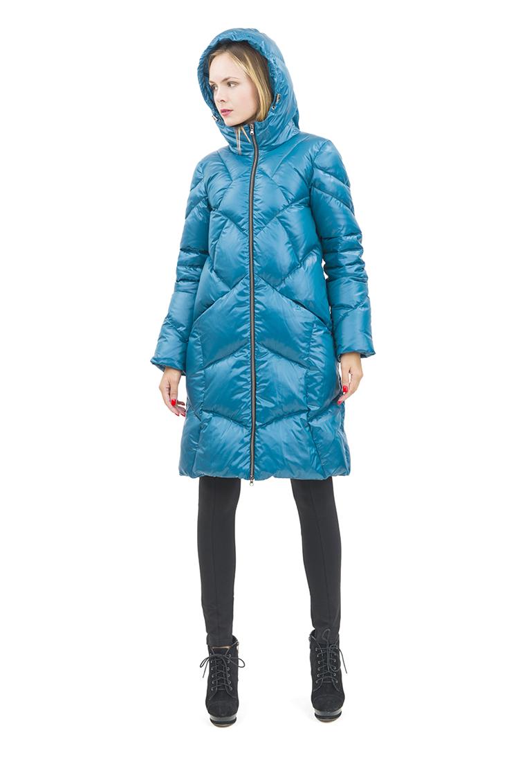 Утепленная куртка DOCTOR E NVSTP-50-зеленый-40