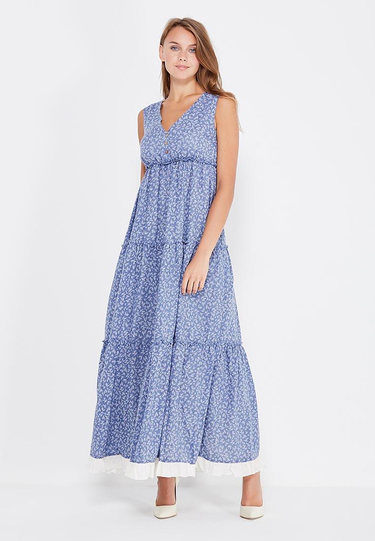 Платье CLABIN 219-40siniy