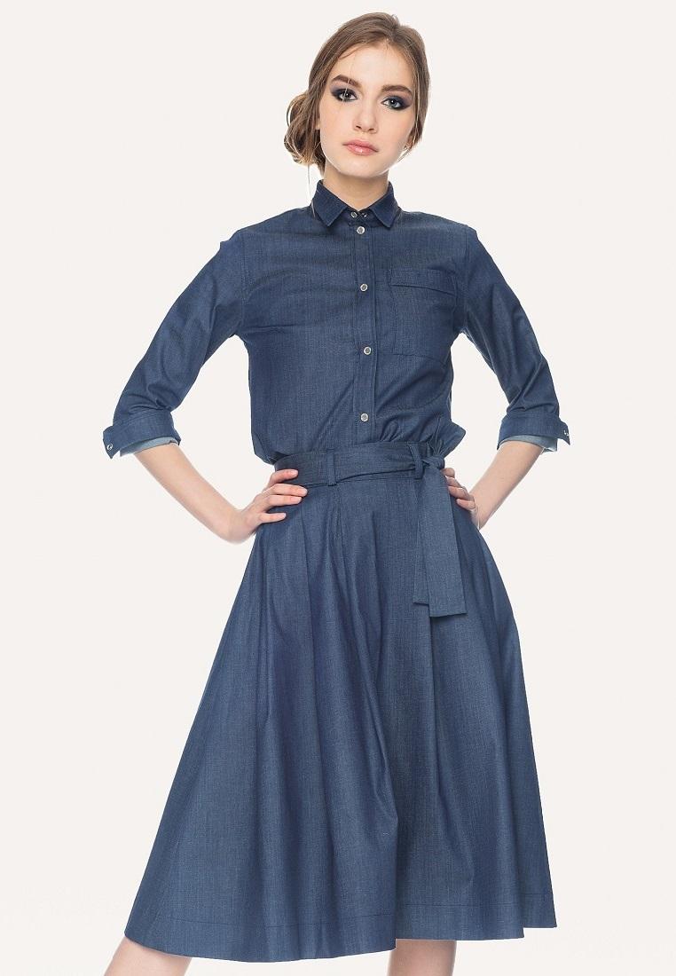 Джинсовая юбка Stimage 0001228.4.34