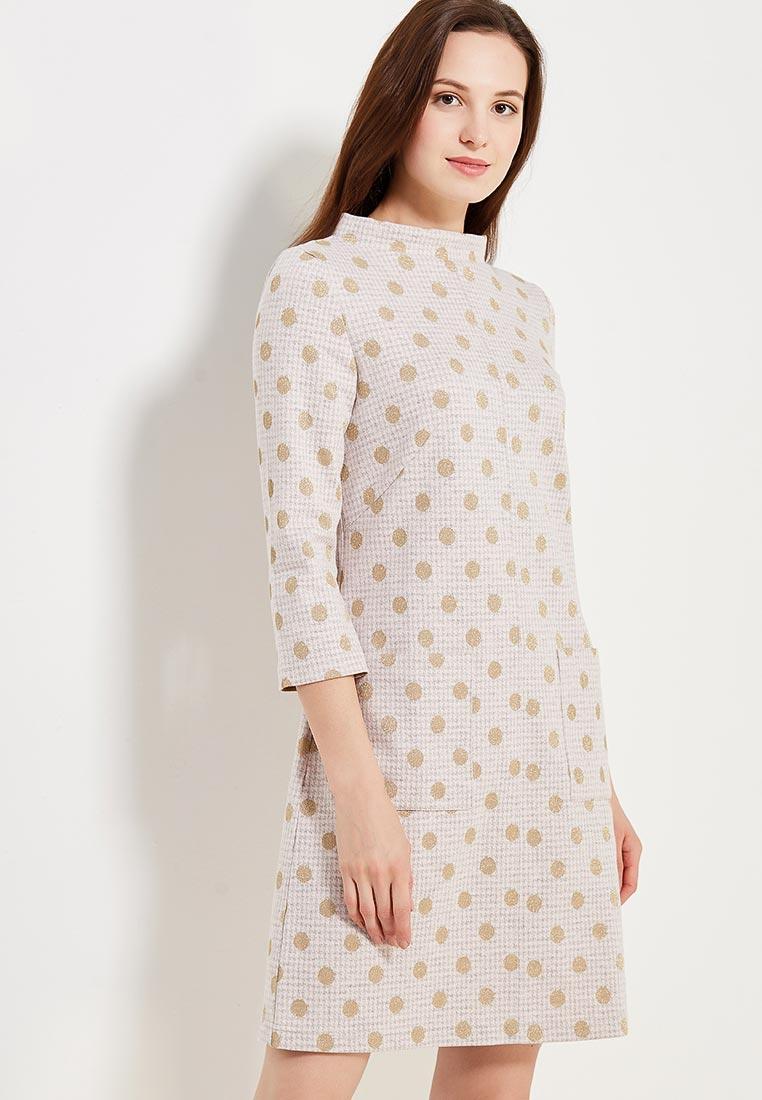 Повседневное платье Remix 7565/2 pink 42