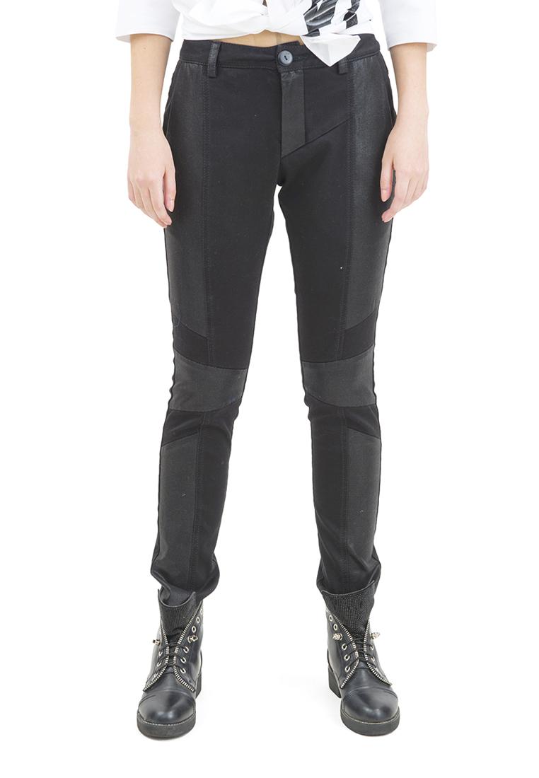 Женские зауженные брюки Pavel Yerokin UI-1-черный-40
