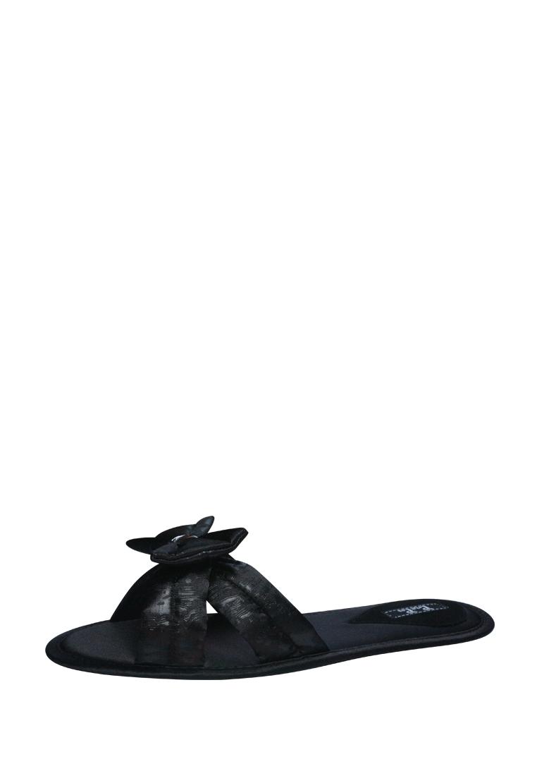 Женская домашняя обувь Petit Pas NIG002 черный 36
