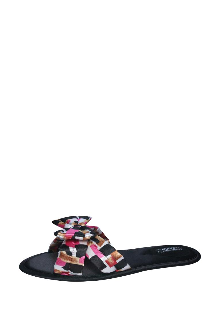 Женская домашняя обувь Petit Pas BBS016 цветной атлас 36
