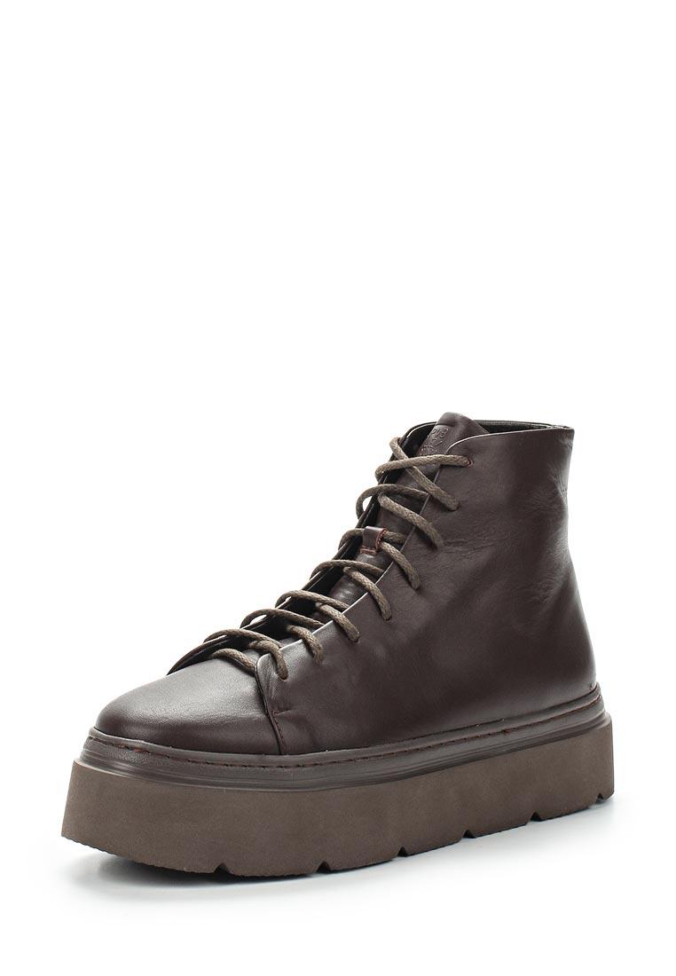 Женские ботинки POBLENOU PW62SEL-BR-LL-05-36