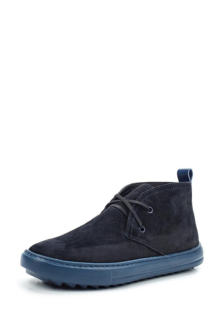 Женские ботинки POBLENOU PW62VIC-BL-ST-03-36