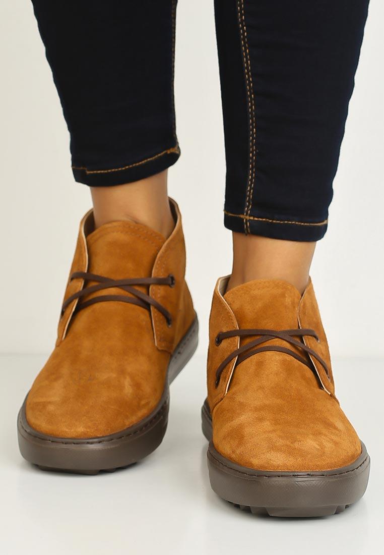 Женские ботинки POBLENOU PW62VIC-BR-ST-05-36: изображение 5