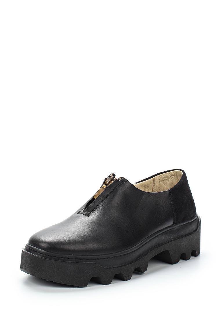 Женские ботинки POBLENOU PS72CAY-BK-LL-01-36