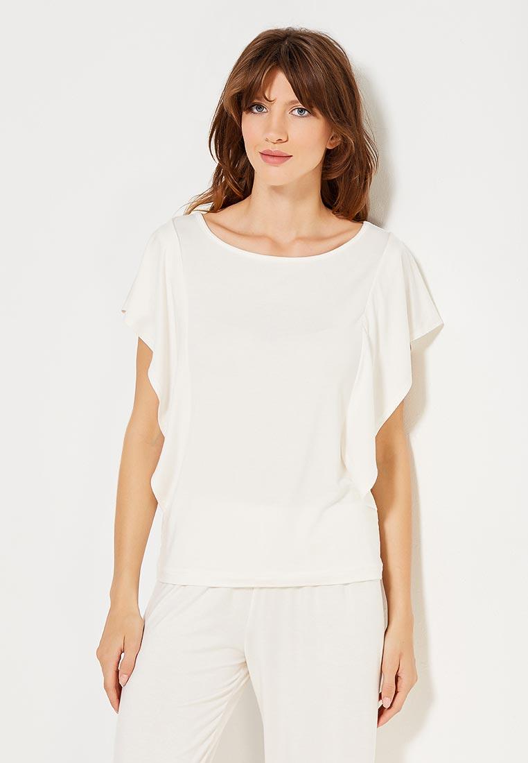 Домашняя футболка Petit Pas NCL006_пломбир L