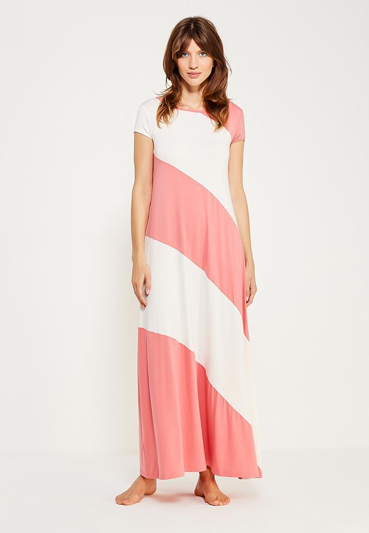 Повседневное платье Petit Pas ACL022_клубника L