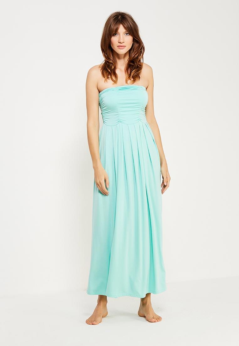 Платье-макси Petit Pas ACL031 мята L