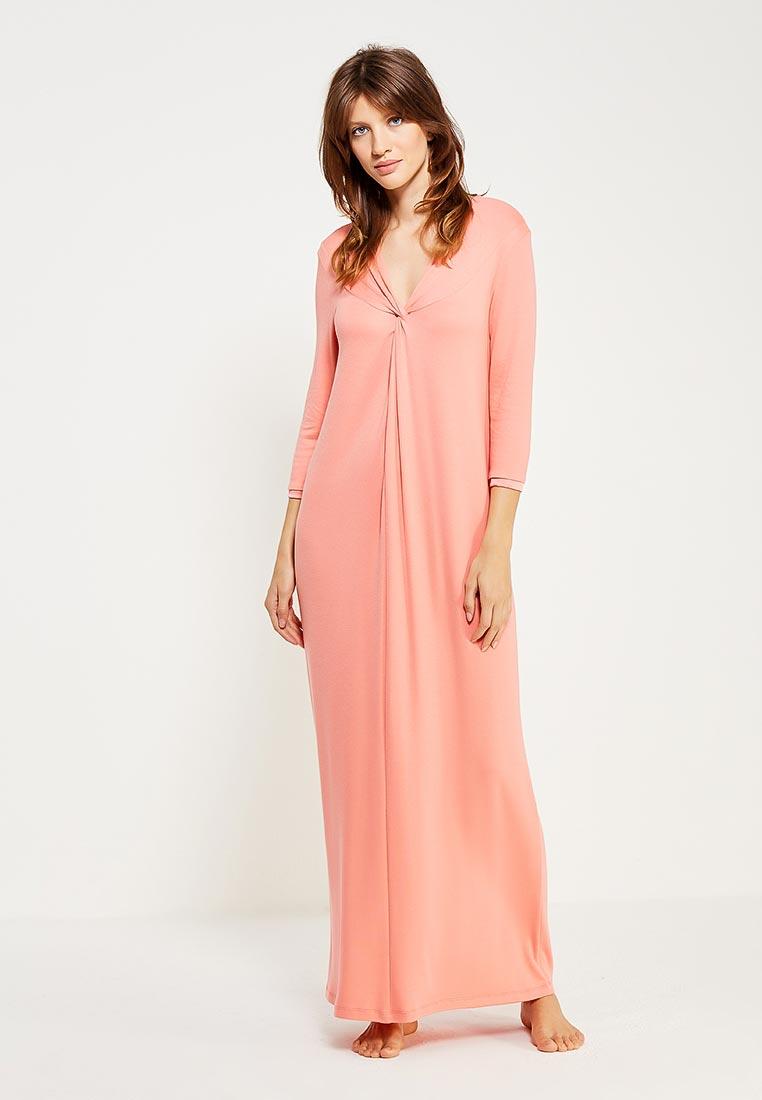 Платье Petit Pas ACL072_платье с узлом_корал L