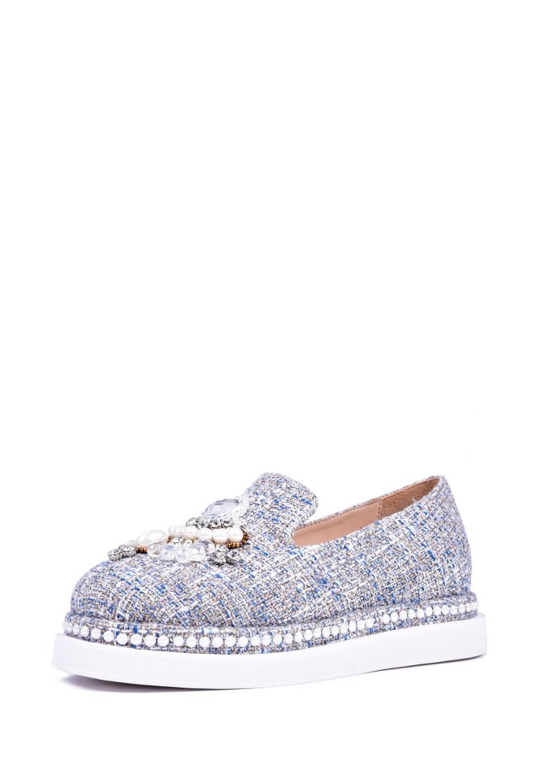 Туфли на плоской подошве Angelina Voloshina 3268-7-2A-35