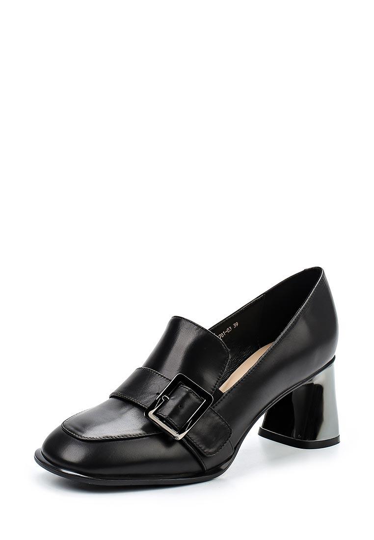 Женские туфли Angelina Voloshina BH1701-03-35