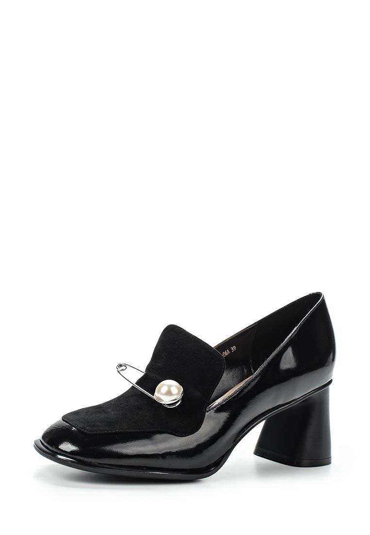 Женские туфли Angelina Voloshina BH1701-06-35