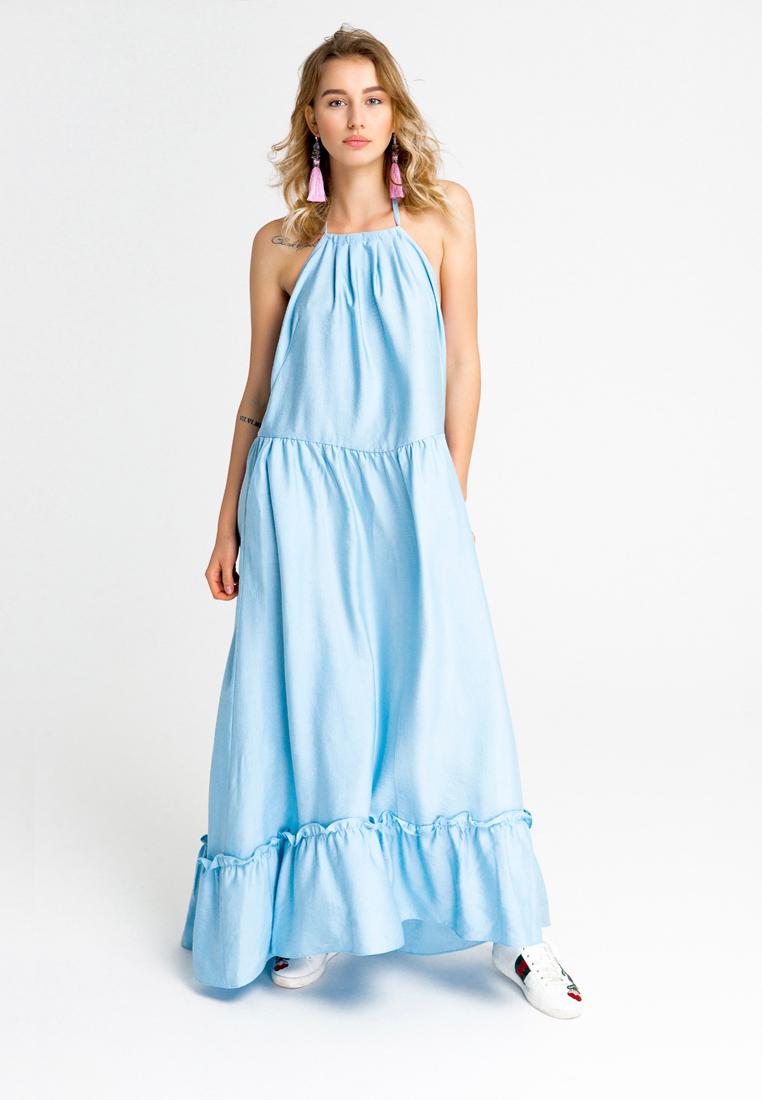 Летнее платье Elena Andriadi B189432-XS