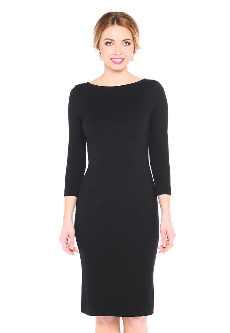 Повседневное платье A.Karina FW17/18DRCRUBACK/черный-42