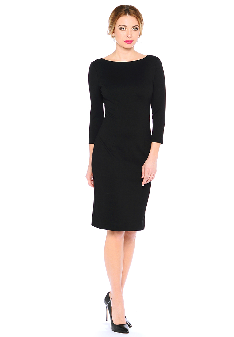 Повседневное платье A.Karina FW17/18DRCRUBACKV/черный-42