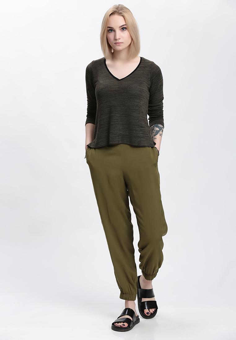 Женские широкие и расклешенные брюки Lada Kalinina BR-1761-3-42