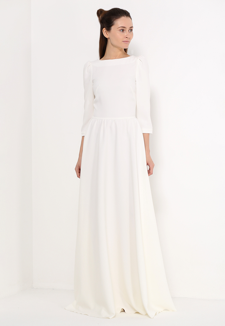 Платье-макси ZERKALA D029-S