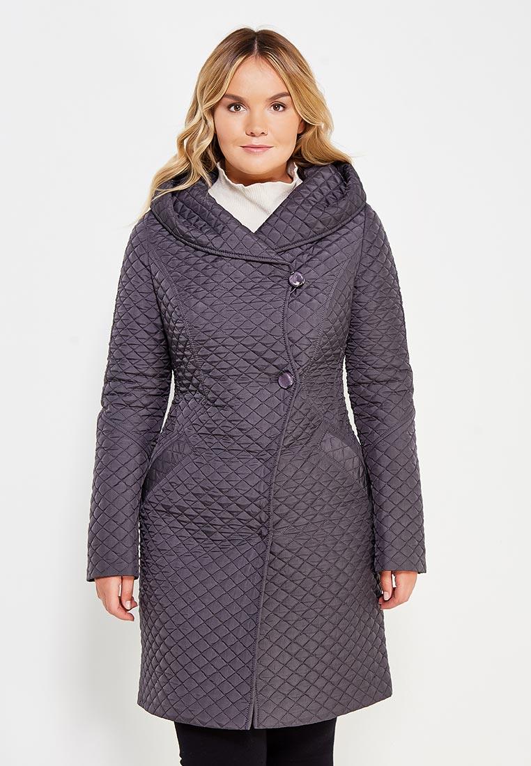 Женские пальто Brillare 3-771-8dumchato-seruj-44