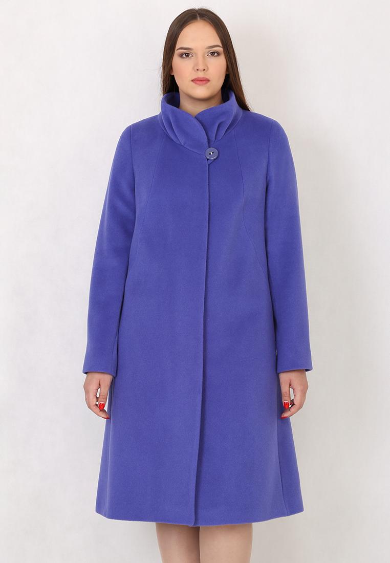 Женские пальто Trifo 7423-Фиалка-50/164